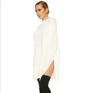 NWT Naked Wardrobe In Knit For U Sweater Size M